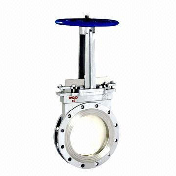 Knife Gate Valve, Handwheel Operated, 2 to 24-inch Size