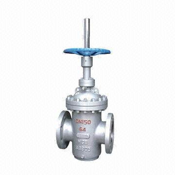 Flat Gate Valve with 2,000 to 20,000psi Working Pressure