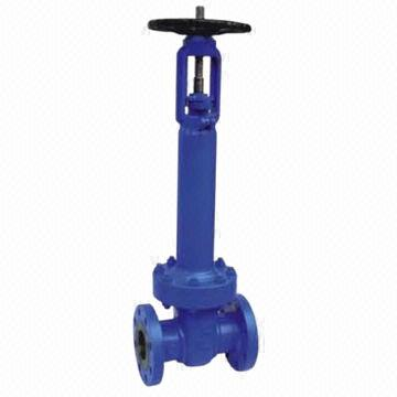 Din Bellow Seal Gate Valve, Compact and Reasonable Structure