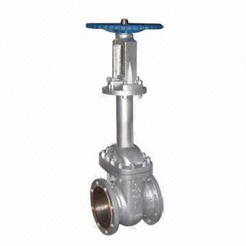 Gate Valve with Bellow Seal as Per ANSI Standard