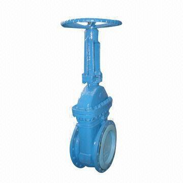 Gate Valve Cast Steel with DIN 3202 F4 Flat Body
