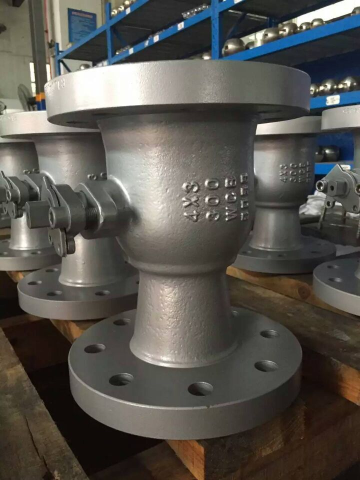 One Piece Floating Ball Valve